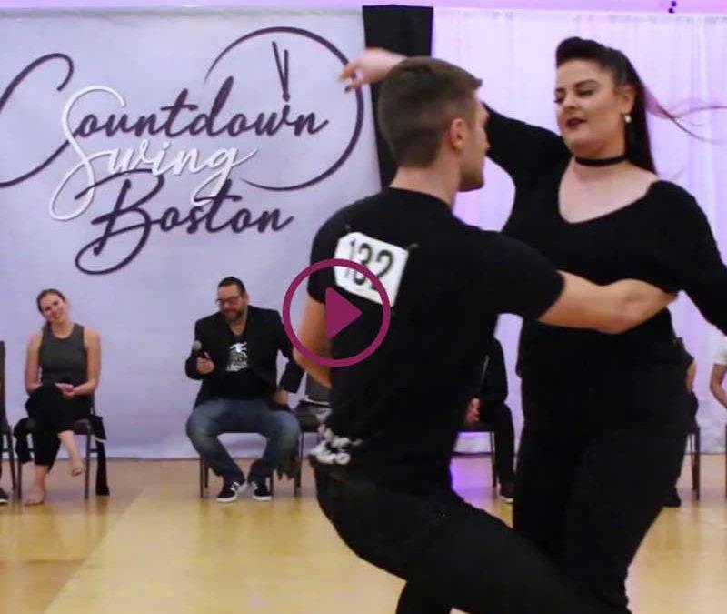 Countdown Swing Boston J&J (Video)