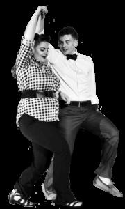 Kristen Dancing with Ryan Boz
