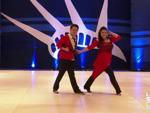 Rising Star Routine (Video)